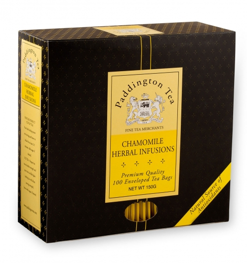 Chamolile Herbal Infusions