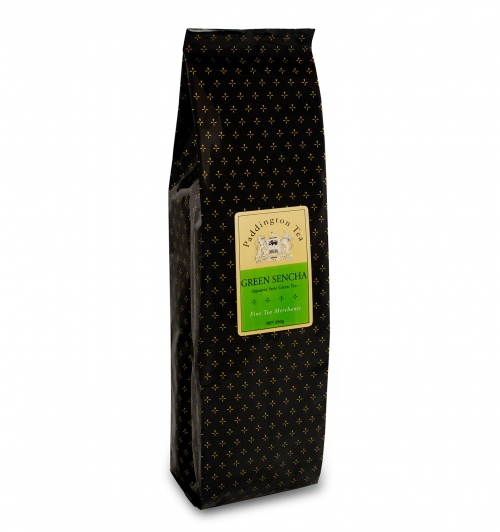 Green Sencha Loose Leaf Tea