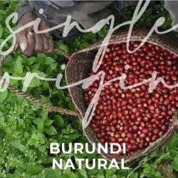 Burundi Natural